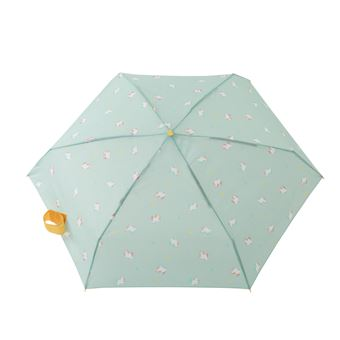 Guarda-Chuva Mr. Wonderful Pequeno Unicorns - Verde Menta
