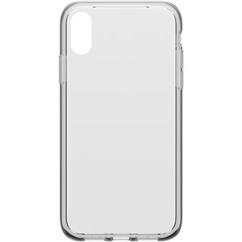 Capa Silicone Otterbox Clearly para iPhone XR - Transparente