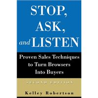 Stop, Ask, and Listen