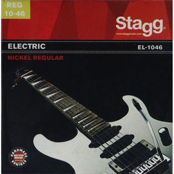 Cordas Guitarra Eléctrica Stagg - EL-1046