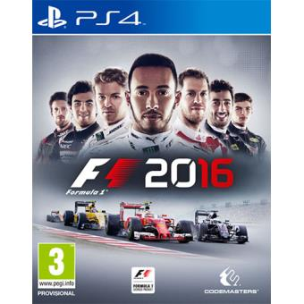 F1 2016 PS4