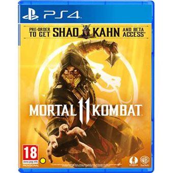 Bundle Mortal Kombat 11 - PS4