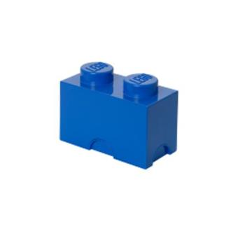 Storage Brick 4 LEGO - Blue