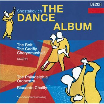 Shostakovich - The Dance Album - CD