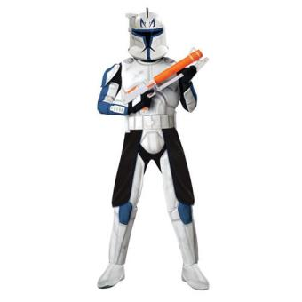 Disfarce Star Wars Clone Trooper Rex - Adulto