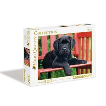 Puzzle The Black Dog (500 Peças)