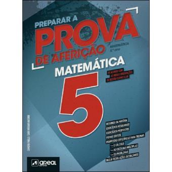 Preparar a Prova de Aferição - Matemática 5º Ano