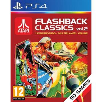 Atari Flashback Classics Vol 2 - PS4