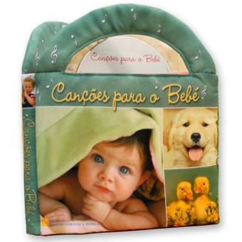 Canções para o Bebé (Livro + CD)