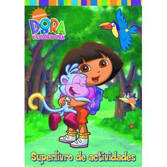 Dora - Superlivro de Actividades