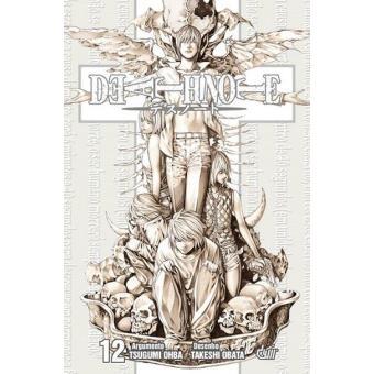 Death Note - Livro 12: O Confronto Final