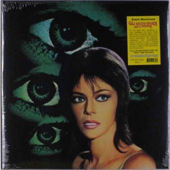Gli Occhi Freddi Della Paura - LP