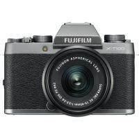 Fujifilm X-T100 + XC 15-45mm f/3.5-5.6 OIS PZ - Prateado