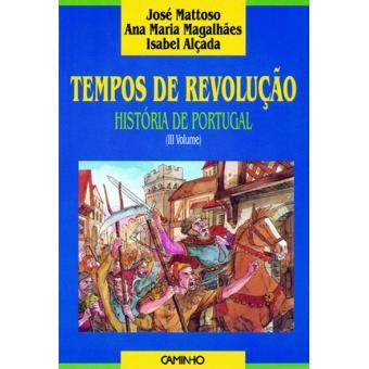 História de Portugal Vol 3