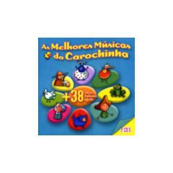 As Melhores Músicas da Carochinha (2CD)