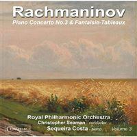 Rachmaninov: Piano Concerto No.3 & Fantaisie-Tableaux - CD