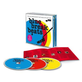 Blue Break Beats (3CD)