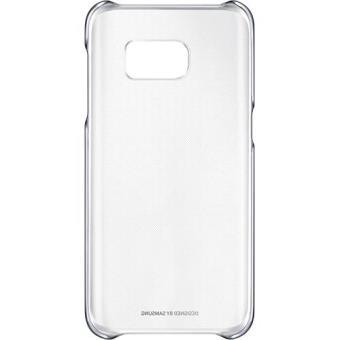 Samsung Capa Clear Cover para Galaxy S7 (Preto)