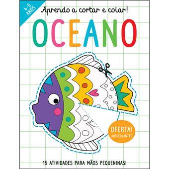 Aprendo a Cortar e Colar! Oceano