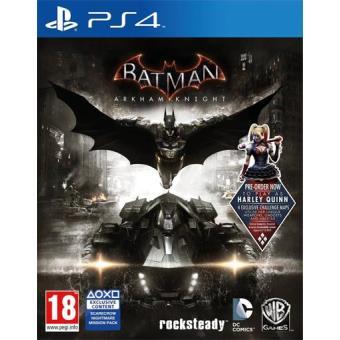 Batman: Arkham Knight PS4