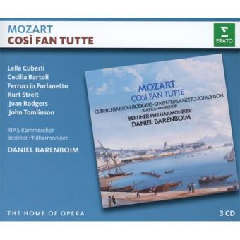 Mozart: Così fan tutte, K588 - 3CD