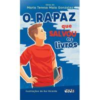 O Rapaz que Salvou os Livros