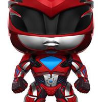 FunKo Pop!: Power Rangers Red Ranger Figura Vinyl - 400