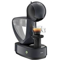 Máquina de Café Krups Dolce Gusto Infinissima - Cinzento Cósmico - 32 Cápsulas