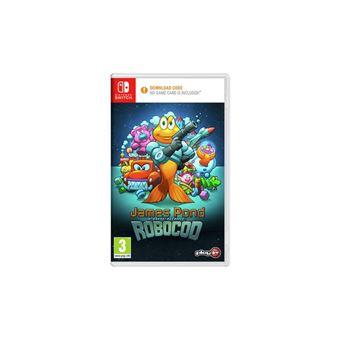 James Pond: Codename Robocod - Nintendo Switch