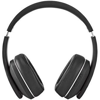 Auscultadores Bluetooth Nedis HPBT3260BK - Preto