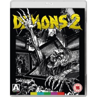 DEMONS 2 (BD)(IMP)