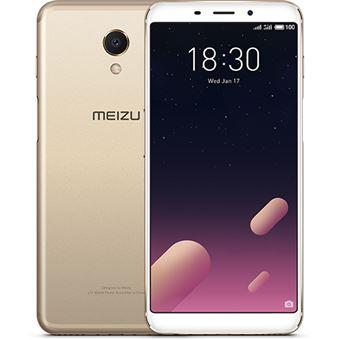 Smartphone Meizu M6S - 32GB - Dourado