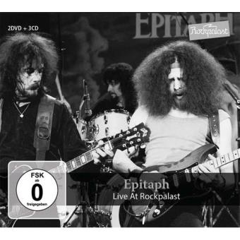 Live at Rockpalast (3CD+2DVD)