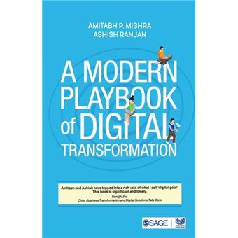 Modern playbook of digital transfor