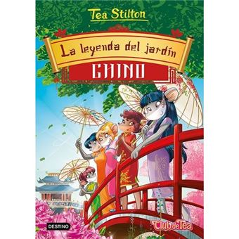 Tea stilton 34-la leyenda del jardi