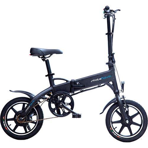 SKATEFLASH - Bicicleta Eléctrica Dobrável Skateflash E-Bike Compact