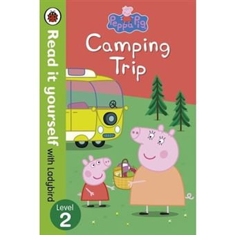 Peppa pig: camping trip - read it y