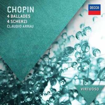 Chopin   Ballades & Scherzi