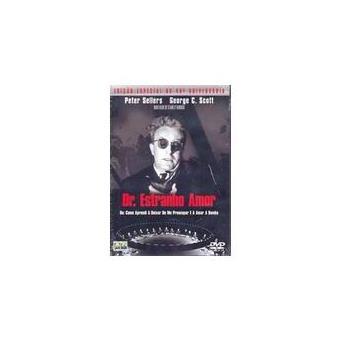 Dr. Estranho Amor (DVD)