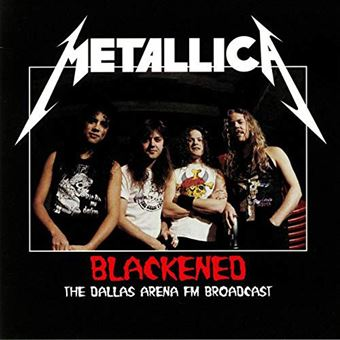 Blackened: The Dallas Arena Broadcast - 2LP