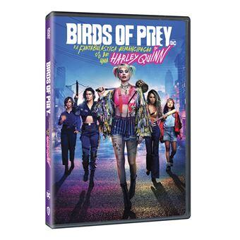 Birds of Prey: E a Fantabulástica Emancipação de uma Harley Quinn - DVD