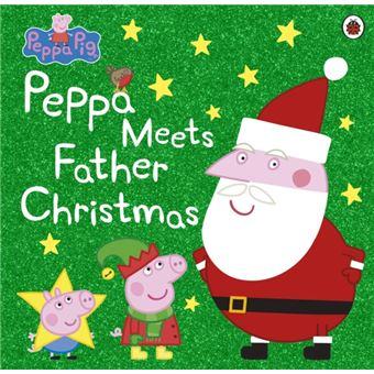 Peppa pig: peppa meets father chris