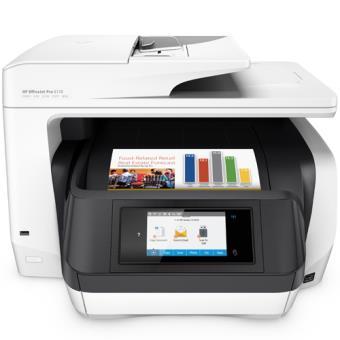 Impressora Multifunções HP OfficeJet Pro 8720 - Branco