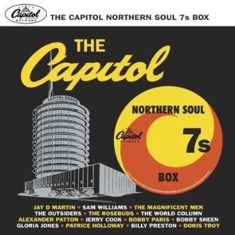 """The Capitol Northern Soul 7""""es Box Set (Limited Numbered Edition)"""