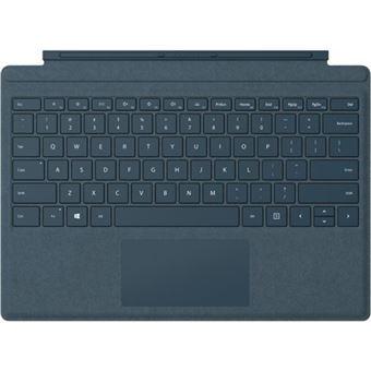 Capa Teclado Microsoft para Surface Pro 4 - Azul Cobalto