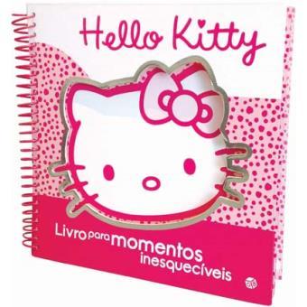 Hello Kitty – Livro Momentos Inesquecíveis