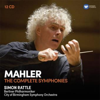 Mahler: The Complete Symphonies - 12CD