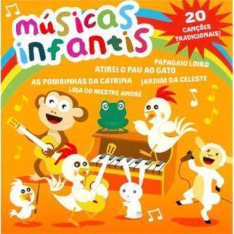 Músicas Infantis Vol.1
