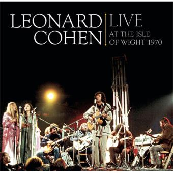 Leonard Cohen Live At The Isle Of Wight 1970 - 2LP 12''