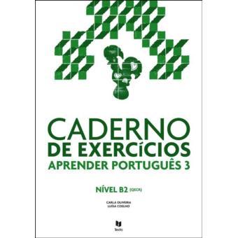 Caderno de Exercícios Aprender Português 3